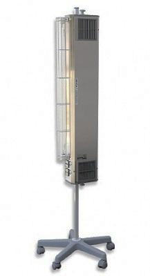 BAKTERICIDNÍ LAMPA KOMBINOVANÁ (110/55W) model NBVE 110/55PL